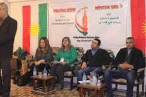 اتحاد كتاب كردستان سوريا يختتم اليوم اسبوعه الثقافي