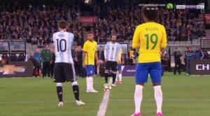 الأرجنتين تفوز على البرازيل بهدف وحيد